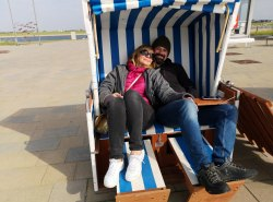 Strandkorb testen: Marianna & Reinhold