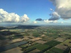 Strahlender Sonnenschein über Sjælland…