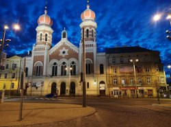 Velká synagoga, Pilsen